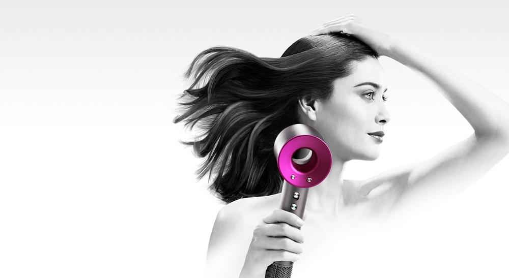 The hair dryer revolut...